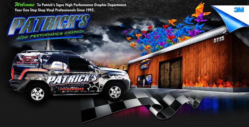 Las Vegas Vehicle Wraps
