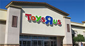 Ship Ins sign example Toys R Us
