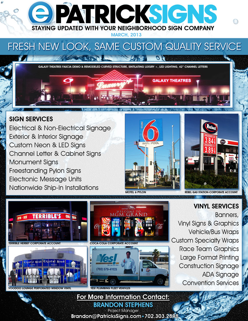 sign company las vegas