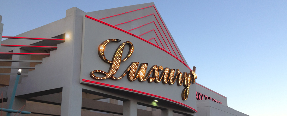 custom electric sign las vegas